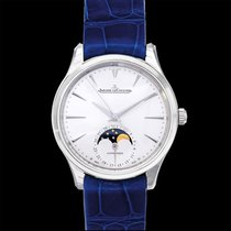 Jaeger-LeCoultre Master Ultra Thin Moon Steel 34mm Silver United States of America, California, San Mateo