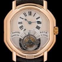 Daniel Roth Master 8 Day Tourbillon Rose Gold 197.X.40
