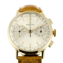 Zenith Chronograph cal. 146 D from 1965 18K Gold