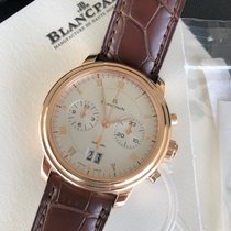 Blancpain Villeret Chronograph Big Date/ In Stock/ An Lager