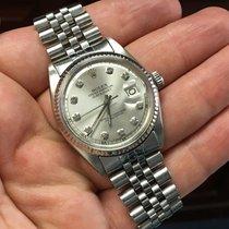Rolex Vintage Rolex Datejust 1601 Jubilee Steel