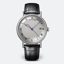 Breguet new Automatic 38mm White gold