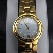 BWC-Swiss Gold/Steel 30mm Quartz 594048 pre-owned