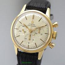 Omega Seamaster Vintage Chronograph 14904/ Cal. 321 -18k/750...