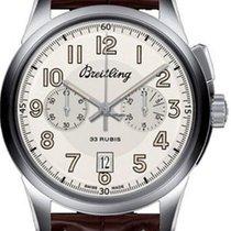 Breitling Transocean Chronograph 1915 AB141112/G799/437X neu