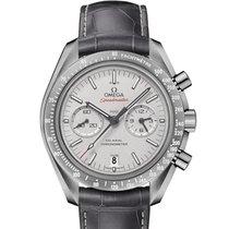 Omega Speedmaster Professional Moonwatch Céramique Gris Sans chiffres France, Paris