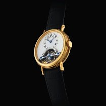 Breguet Tourbillon, Reference 3350 A Yellow Gold Tourbillon...