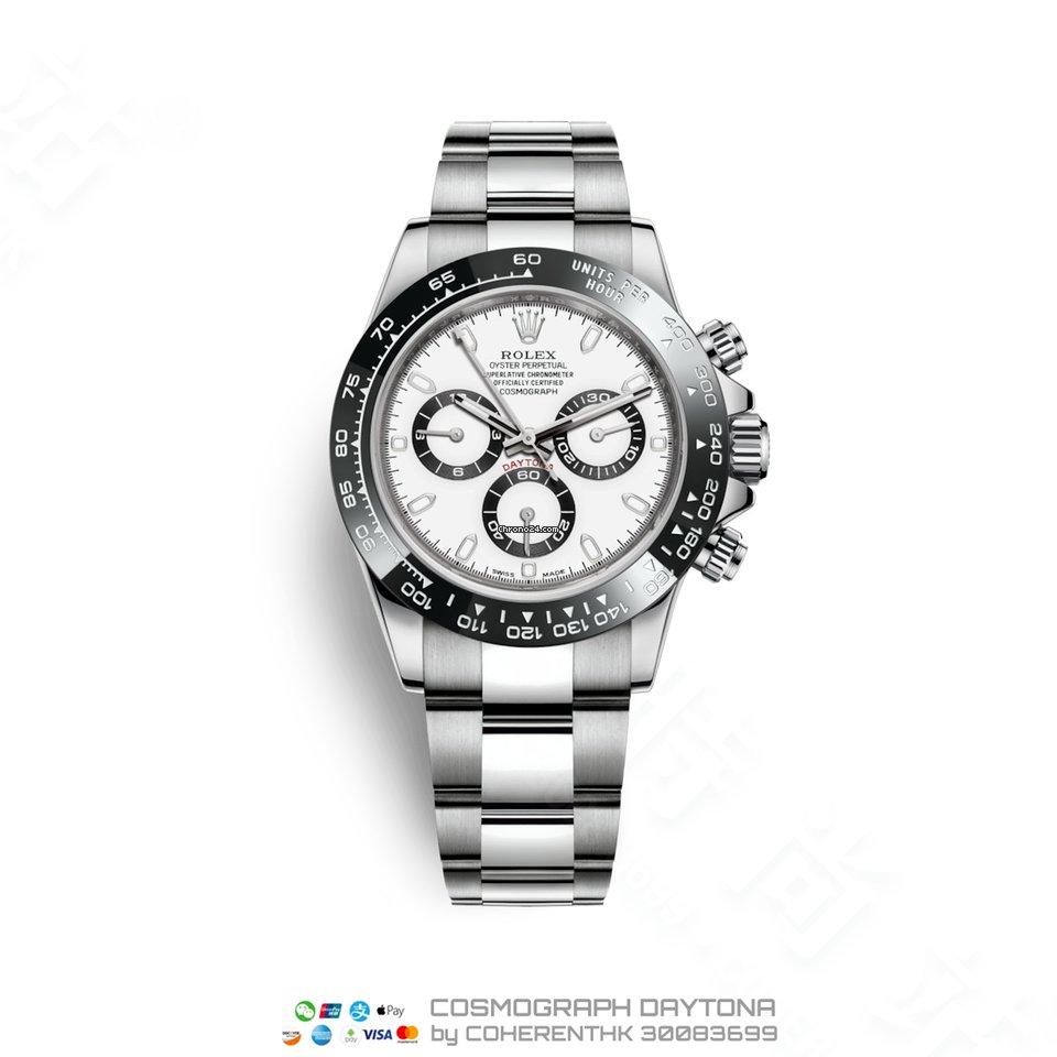 1b61119c042 Rolex Daytona - Todos os preços de relógios Rolex Daytona na Chrono24