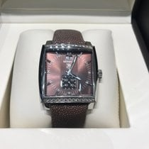 TAG Heuer Monaco Lady Steel