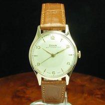 Doxa 14kt 585 Gold Handaufzug Herrenuhr / Ref 9816 Ao /...