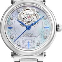Doxa Reloj de dama 35,00mm Automático nuevo Reloj con estuche y documentos originales 2019