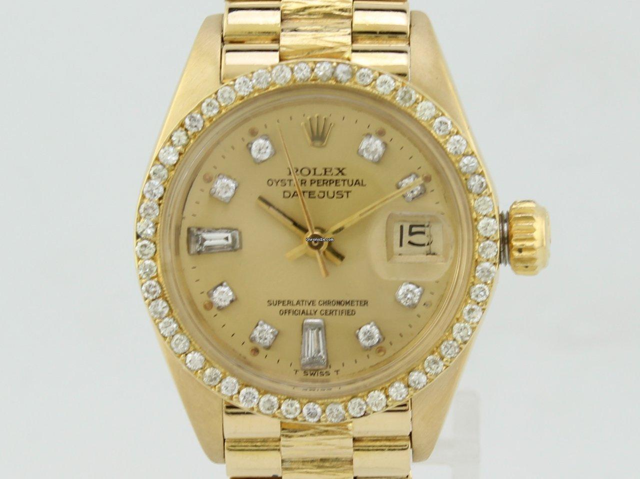 91907beda7e Relojes con diamantes al mejor precio en Chrono24