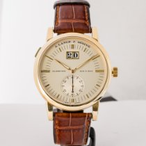 A. Lange & Söhne Yellow gold Automatic new Grand Langematik