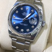 Rolex Datejust Quadrante Con Diamanti Originale Sarnico Bg For