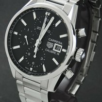 TAG Heuer CBK2110.BA0715 Steel 2019 Carrera 41mm new