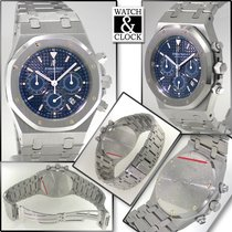 Audemars Piguet 25860ST.OO.1110ST.03 Steel 2003 Royal Oak Chronograph 39mm new
