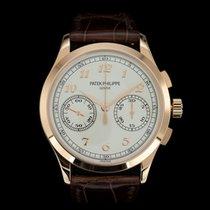 Patek Philippe Chronograph nuevo 2017 Cuerda manual Cronógrafo Reloj con estuche y documentos originales 5170R