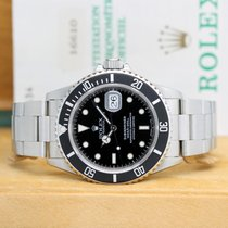 Rolex 16610 Stahl 1997 Submariner Date 40mm gebraucht Deutschland, Norderstedt