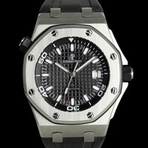 Audemars Piguet Royal Oak Offshore Diver Stal 42mm Czarny
