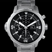 IWC Aquatimer Chronograph Steel United States of America, California, San Mateo