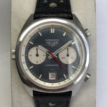 Heuer Steel Automatic 1153 pre-owned