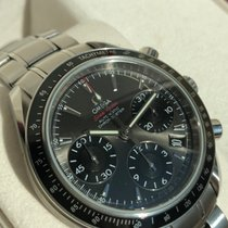 Omega Speedmaster Date Steel 40mm Grey No numerals