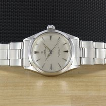 Tudor Oyster Prince Staal 34mm Zilver