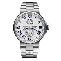 Ulysse Nardin Marine Chronometer Manufacture 11831227M/40 новые