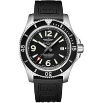 Breitling Superocean 44 Steel 44mm Black United States of America, Pennsylvania, Holland