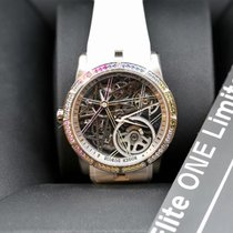 Roger Dubuis Automatic Roger Dubuis Excalibur Blacklight new