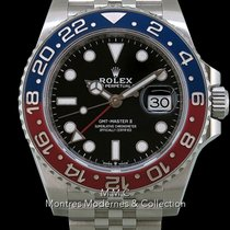 Rolex GMT-Master II 126710BLRO 2019 rabljen