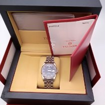 Tudor Prince Date new 2008 Automatic Watch with original box and original papers 76200