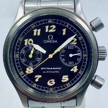 Omega Dynamic Chronograph Steel Black United States of America, California, Marina del Rey