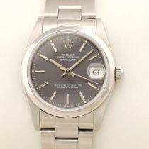 Rolex Lady-Datejust 68240 Mid Size Perpetual Grey 1991 gebraucht