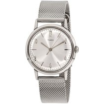 Timex Steel 34mm Manual winding TW2T18500 new United States of America, New Jersey, Somerset