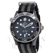 Omega Ceramic Automatic 43.5mm new Seamaster Diver 300 M