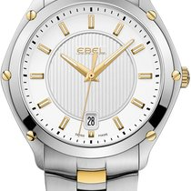 Ebel Sport Gold/Steel 40mm Silver United States of America, New York, Airmont