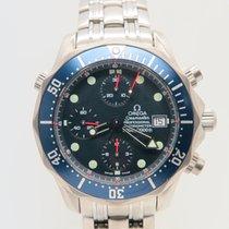 Omega Seamaster Chronograph Diver 300 M Titanium