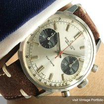 Breitling Vintage Breitling Top Time Panda Dial and red second...