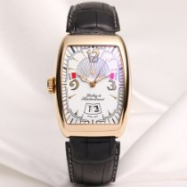 Dubey & Schaldenbrand Yellow gold 32mm Automatic pre-owned