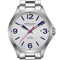 Hamilton Khaki Aviation Air Race White Dial Men's Watch...