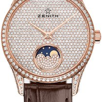 Zenith 22.2310.690/79.C713 Rose gold 2020 Elite Ultra Thin 33mm new