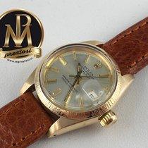 Rolex Lady Datejust 6927 18kt gold B&P