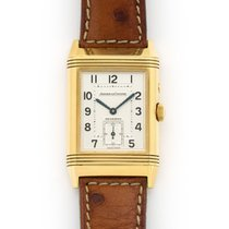 Jaeger-LeCoultre Yellow Gold Reverso Day-Night Watch