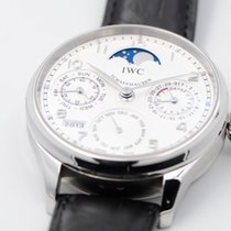 IWC Portuguese Perpetual Calendar new 2013 Automatic Watch with original box and original papers IW502305