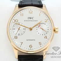 IWC Portugieser 2000 Rotgold 750 IW5000 Limited Edition Automati