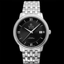Omega De Ville Prestige Steel 36.8mm Black United States of America, California, San Mateo