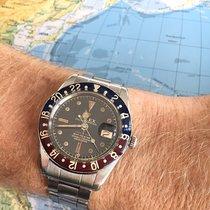 Rolex Vintage Rolex GMT Ref. 6542 Serpico Y Laino.  Very rare.