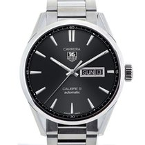 TAG Heuer Carrera 5 Day Date Automatik 41mm Calibre 5