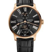 Ulysse Nardin Marine Chronometer Torpilleur 42mm 1182-310/42